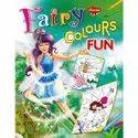 Colours Fun 4 Different Books