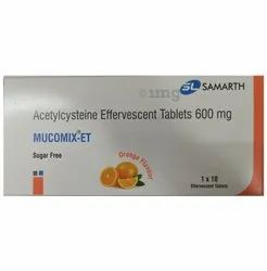 Acetylcsteine Effervescent Tablets