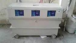 60 KVA Oil Cooled Servo Stabilizer