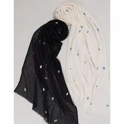 Embroidered Scarfs