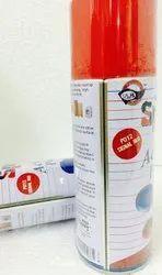 Aerosol Spray Paints Signal Red Shade - Just Spray Brand