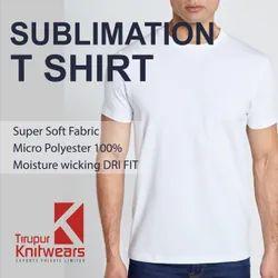 Hight Quality Plain T Shirt For Sublimation