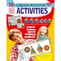 BRAIN BOOSTER ACTIVITIES 8 Different Books