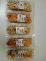 Ayurvision Naturals Banana Wafers - All Flavors