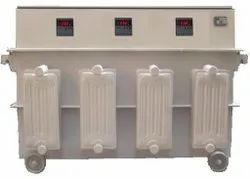 Industrial Oil Cooled Servo Stabilizers