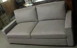 Adhunika Gray Two Seater Sofa