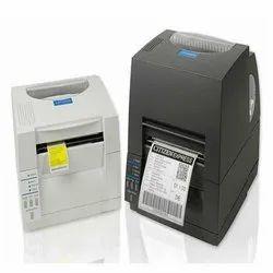 Citizen Barcode & Label Printer, Max. Print Width: 4 inches, Resolution: 300 DPI (12 dots/mm)