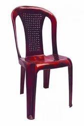 Shubh Armless Plastic Chair