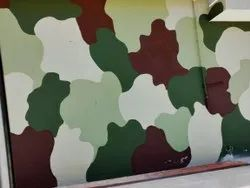 Camouflage Painting Service