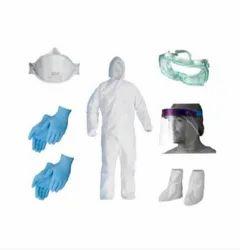 Ppe Kit For CoronavirusProtection