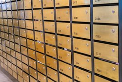 Apartment Letter Box