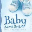Baby Record Book  2 Titles Boy And Girl