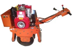 Single Drum Roller + Greaves 5520 Diesel
