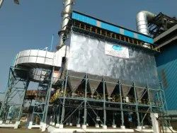 Industrial Bag Filter Fume Extraction System