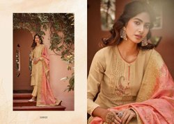 Aashi by Deepsy Pure Muslin Silk Embroidery Salwar Kameez