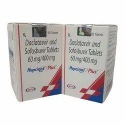 Hepcinat Plus 60MG/400MG Tablet