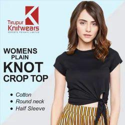 Knot Crop Top