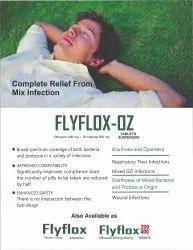 Ofloxacin With Ornidazole Tablets