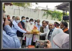 Shri Vemula Prashanth Reddy Garu inaugurated R&B Engineers Hand book sponsored by MD