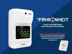 Touch Free Wall Mount Auto Infrared Thermometer