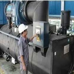 Chiller Plant Operation & Maintenance Service
