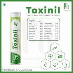Toxinil Effervescent Tablet