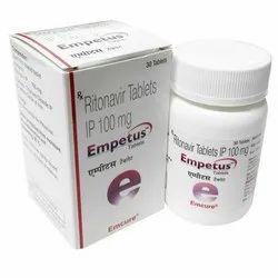Empetus 100mg Tablet