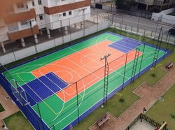 Badminton Court Construction Services