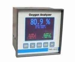 Oxygen Purity Analyser