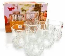 Shinemax Glasses Transparent Shine Max Glass, For Hotel