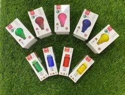 INDO 7W Led Colour Bulb