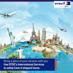 DTDC INTERNATIONAL COURIER SERVICE