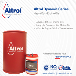 Altrol DYNAMIC PLUS 15W-40 (API CI4+/SL)