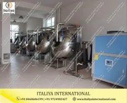 Cashew Coating Machine