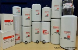 FF5264, Fleetguard Fuel Filter,  1R0749, Cat Grader