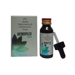 Herbal Multivitamin Drops