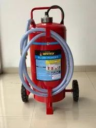 Dry Powder Type 25 Kg Dcp Fire Extinguisher