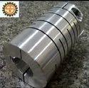 Aluminium Flexible Shaft Coupling