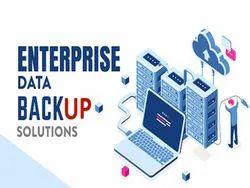 Online & Offline Data Backup Management Solution