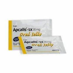 20 MG  Apcalis Jelly
