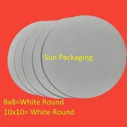 Round Cake Base Boards