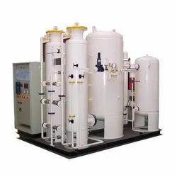 300 LPM Oxygen Generation plant with PSA Technology