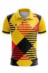 sublimation Tennis Polo T-shirt