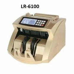 Currency Note Counting Machine- LR 6100