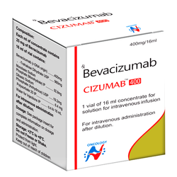 Cizumab 400 Mg Bevacizumab Injection
