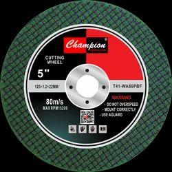 5 Cutting Wheel - Green 2 Net