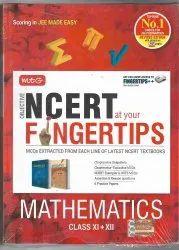MTG NCERT At Your Fingertips Mathematics (11th&12th)