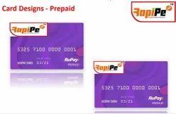 Prepaid Card Design Service, Rectangle