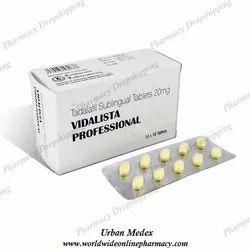 Vidalista Professional 20 Mg