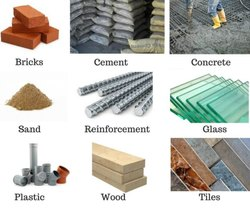 White Building Materials, Packaging Type: BOPP Bags